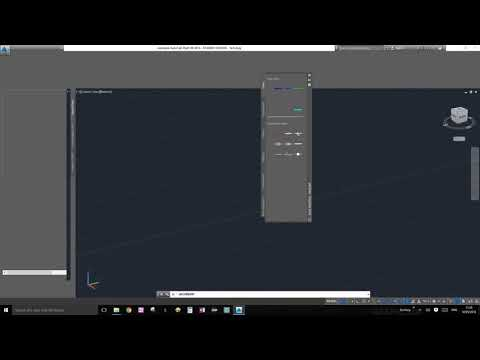 Tutorial 1  AcutoCAD Plant 3D   Project manager