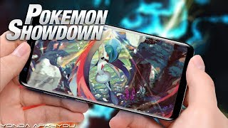 New Pokemon Games! Showdown is Fun - Android IOS Gameplay