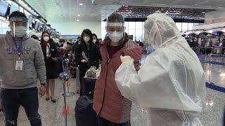 Covid, da Malpensa a Nanchino il primo volo caon test all'imbarco: