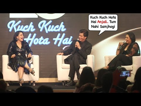 Shahrukh Khan,Kajol & Rani Mukherjee's Kuch Kuch Hota Hai Reunion Complete Video HD Mp3