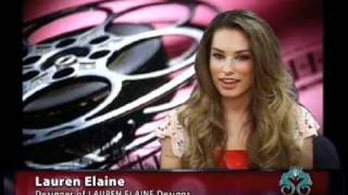 """Crystal Cruises and Lauren Elaine: A Glance of """"Couture and Culture"""""""