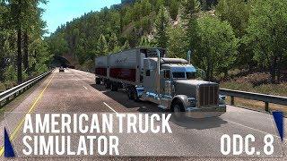Piękny OREGON (American Truck Simulator #8)