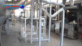 cryogenic grinding system Demonstration