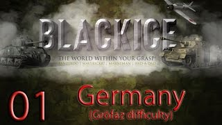 HOI III Black ICE Germany (Gröfaz difficulty) Ep01