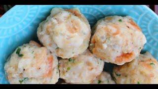 Bread Dumplings Czech - Bread Dumplings Recipe - Bread Dumplings