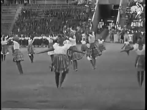 Jamaica Independence Aug 6, 1962