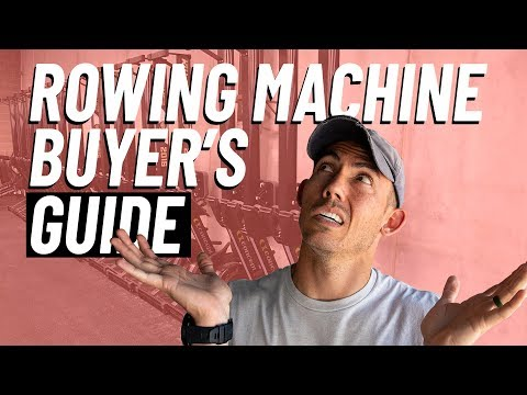 Watch THIS Before Buying a ROWING MACHINE!