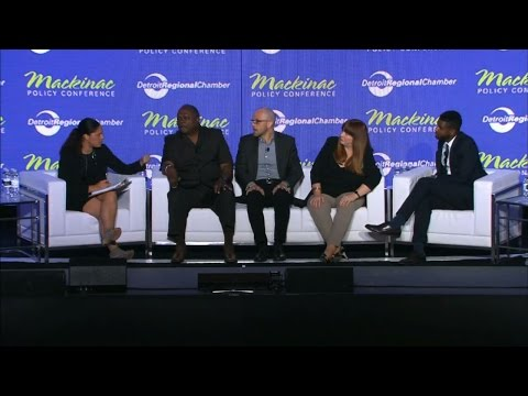 Detroit: An Opportunity for Inclusion and Economic Prosperity | 2016 Mackinac Policy Conference