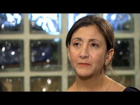 Entrevista a Ingrid Betancourt (25.09.2016)