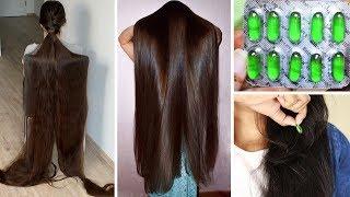 Vitamin E Oil Hair Growth Treatment | इन स्टेप्स को फॉलो करके देखो बालों की लम्बाई कभी नहीं रुकेगी