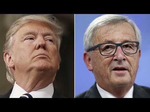 THIS IS SICK! THE EU PRESIDENT JUST THREATENED TRUMP AND THE WHOLE UNITED STATES - SEE FOR YOURSELF!