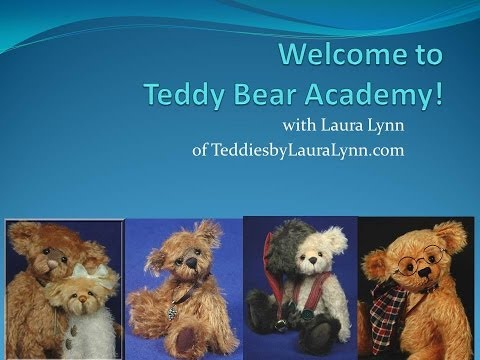 Downloading and Printing out Teddy Bear Patterns