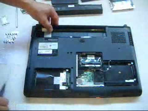 How To Replace Motherboard Of Hp Pavilion Dv9000 Youtube