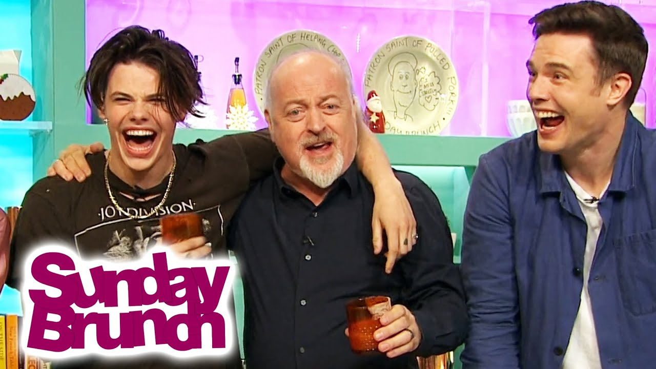 Bill Bailey Causes All Kinds of Chaos on Sunday Brunch