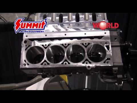 World Products Motown LS Engine Block at Summit Racing