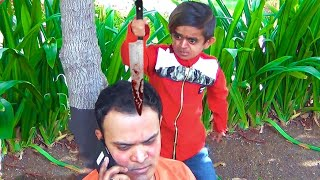 CHOTU Ki Comedy | 2018 New Hindi Comedy | Khandesh Comedy