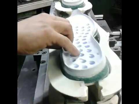 Ilkay Makine Ayak Taban Boyama Makinesi Youtube