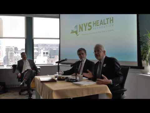 A Conversation About New York's Emergency Medical Services and Surprise Bills Law