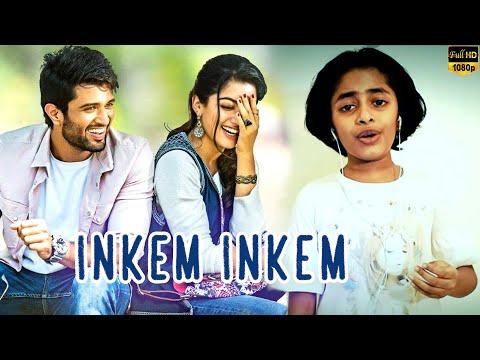 Praniti | Inkem Inkem Inkem Kaavaale (few Lines) | Geetha Govindam | Gopi Sundar