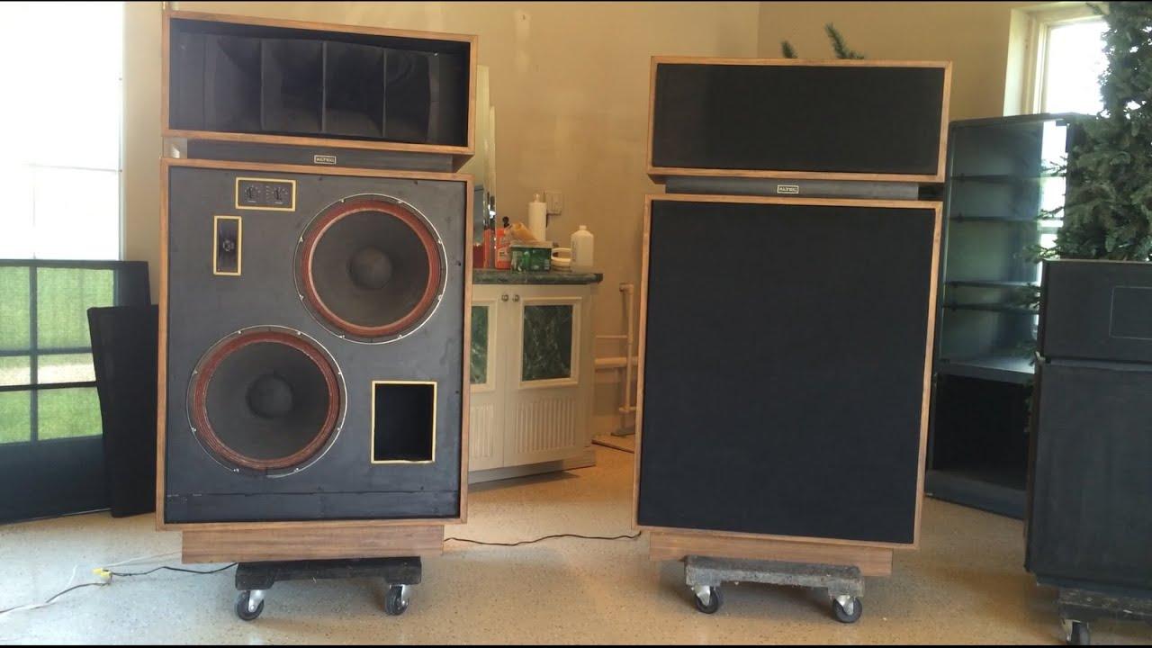 Altec voice of theater studio speakers for sale tampa florida demo altec voice of theater studio speakers for sale tampa florida demo 2 sciox Choice Image
