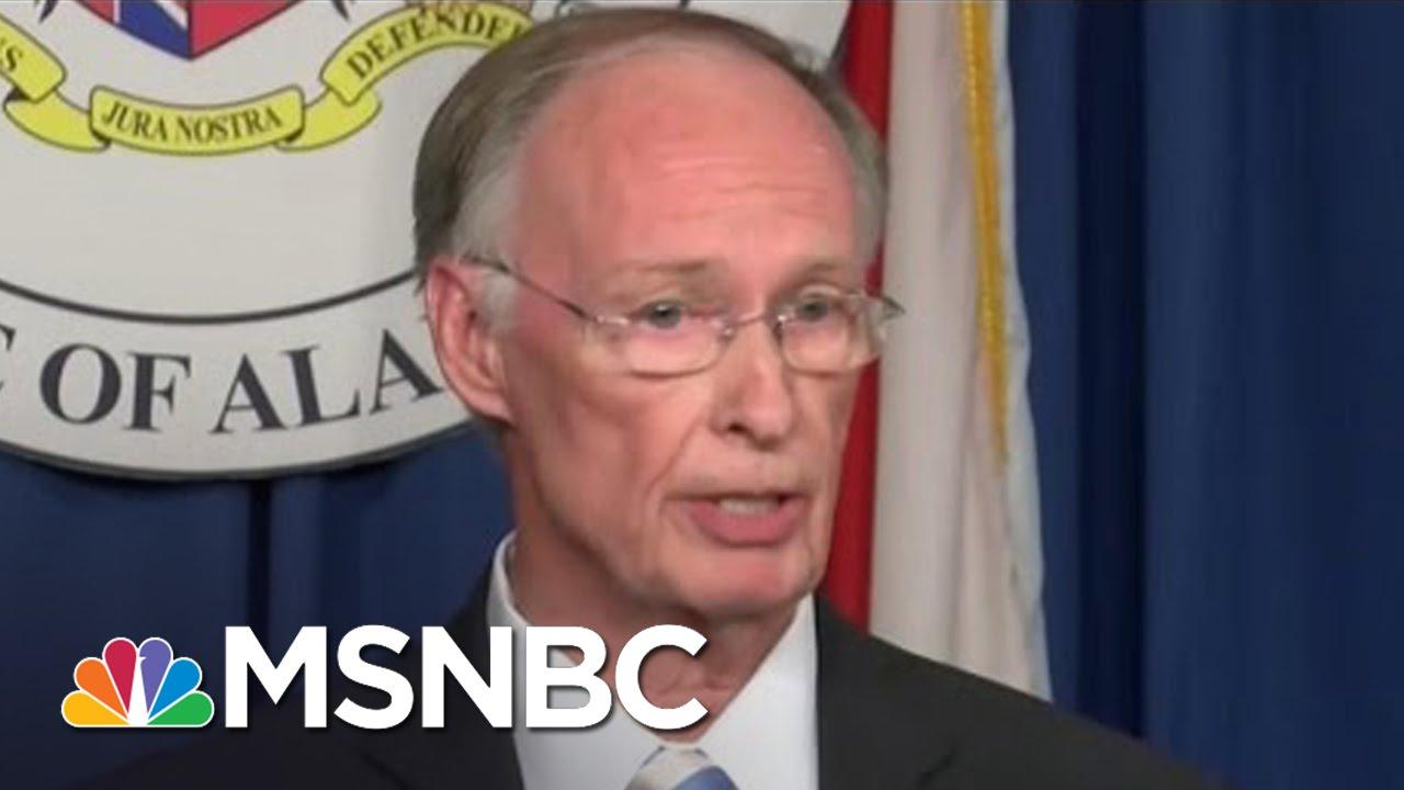Robert Bentley Impeachment Resolution Expected Msnbc