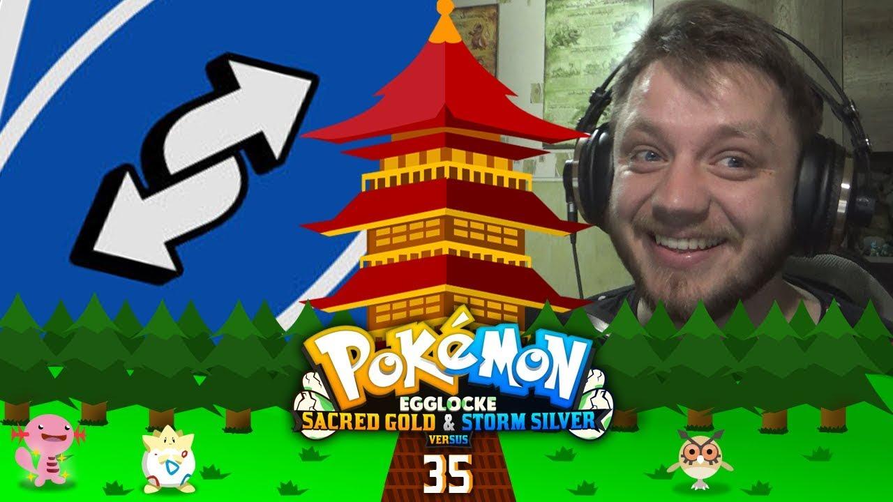 Dzień z Życia Pejpera! - Pokémon Sacred Gold & Storm