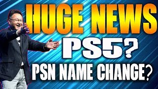 State of Play - PS5 Announcement? & PSN Name Change PlayStation Direct