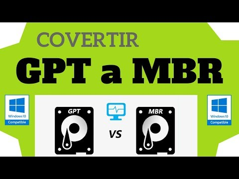 [RESOLVE] How to INSTALL Windows 10 at GPT Partition | CONVERT GPT to MBR