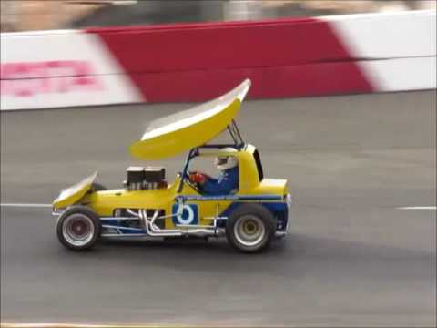 Vintage Super Modifieds @ All American Speedway 10-21-16