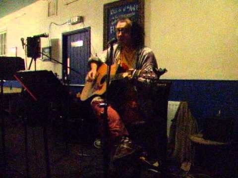 Danny McEvoy - Live at the Ark - There Must Be Something They put in The Water - Original Song