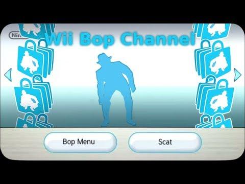 Scatman's shop - Wii Bop Channel