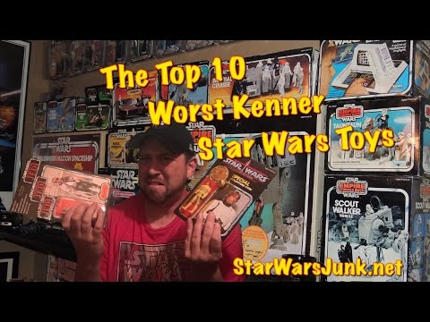 The 10 Worst Kenner Star Wars Toys