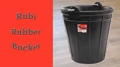 Rubi Rubber Bucket