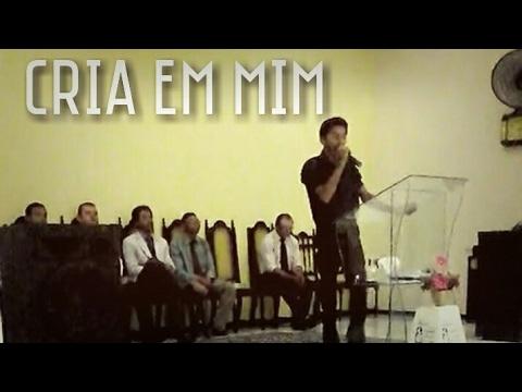 Comunidade Evangélica de Nilópolis // Cria em mim // Marcos Manton (cover)