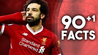 90+1 Facts About Mohamed Salah!
