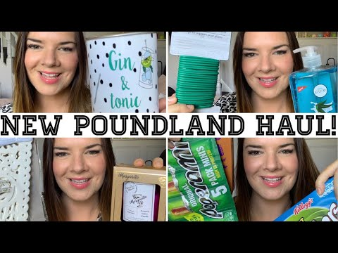 New Poundland Haul | September 2019 | Kate McCabe
