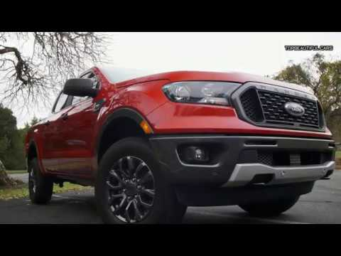 Ford Ranger XLT sport Interior Exterior and Drive