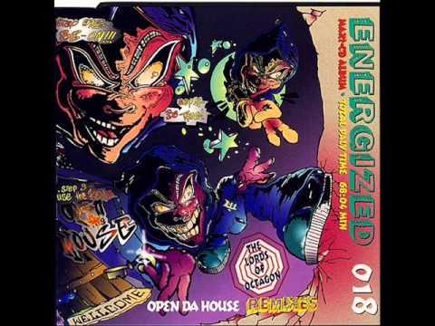 The Lords Of Octagon - Open Da House (Original Version)