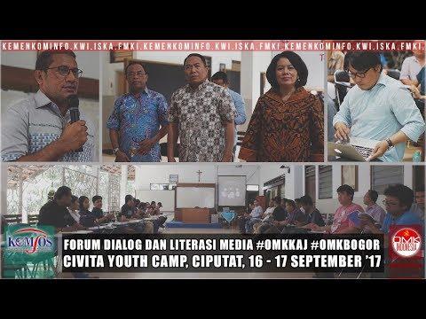Forum Dialog dan Literasi Media  - Jakarta & Bogor