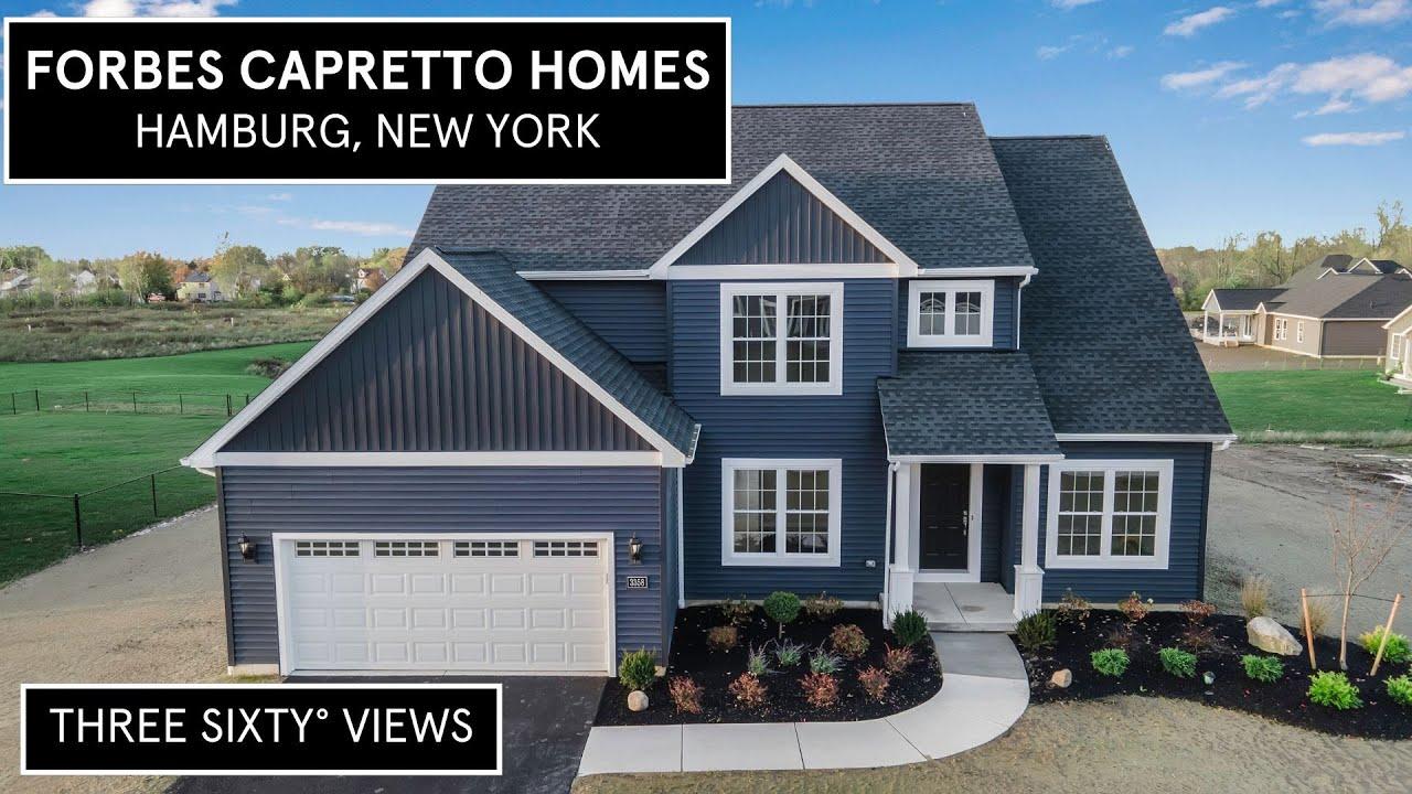 Forbes Capretto Homes 3358 Cross Creek, Hamburg, NY 14075 Video