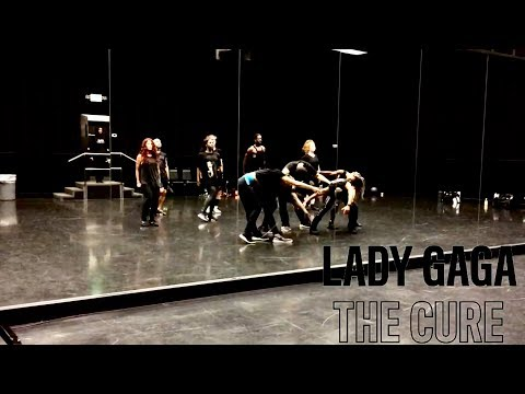 Lady Gaga The Cure Richy Jackson Choreography