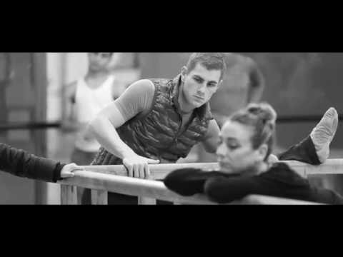 EXCLUSIVE: Meet the ex-rugby player who's a brilliant ballet dancer