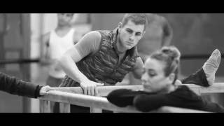 Meet the ex-rugby player who's a brilliant ballet dancer