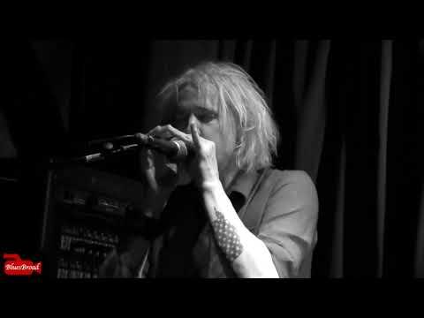 JJ Appleton & Jason Ricci • At The Wheel Again • Terra Blues NYC 4/18/18