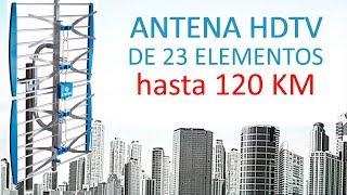 La Antena HDTV con