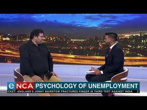 Psychology of unemployment