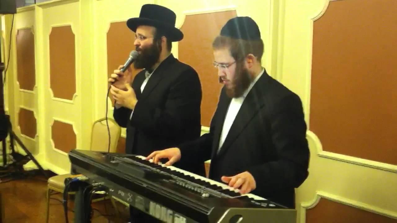 Shoime Taussig and Avrumi Berko