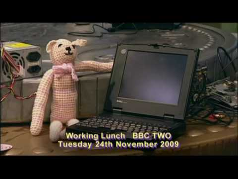 Harry Hills TV Burp - The End of the Knitted Character?! - 28/11/09 - Yo...