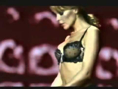 Kylie minogue agent provocateur lingerie commercial 2001 hd - 5 7