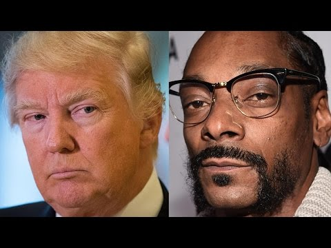 Why Everyone's Talking About Donald Trump and Snoop Dogg